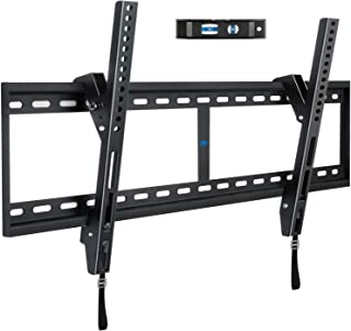 Mounting Dream Tilt TV Wall Mount Bracket for 42-84 Inch LED, LCD Flat Screen TVs, TV Mount up to VESA 800 mm and 132 LBS,...