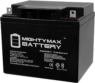 Best 50 ah battery Reviews