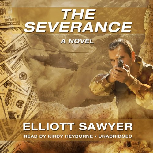 The Severance cover art