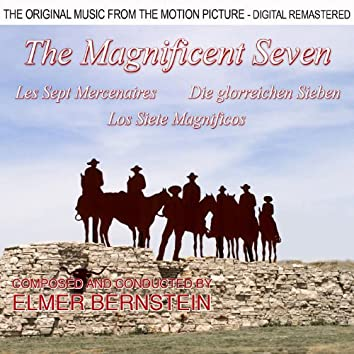 The Magnificent Seven - Les Sept Mercenaires - Los Siete Magnificos - Die glorreichen Sieben
