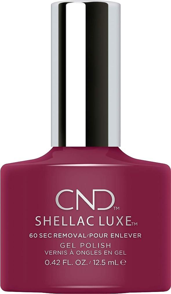 応用アンドリューハリディバックアップCND Shellac Luxe - Tinted Love - 12.5 ml / 0.42 oz