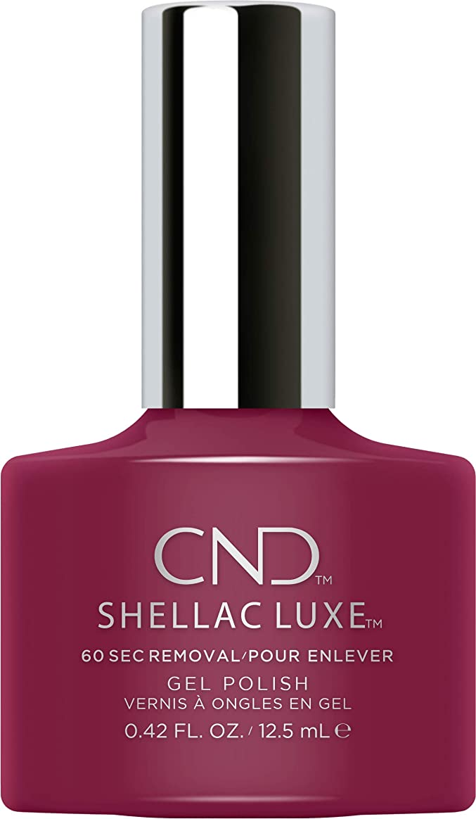 パテ昼間ジャズCND Shellac Luxe - Tinted Love - 12.5 ml / 0.42 oz