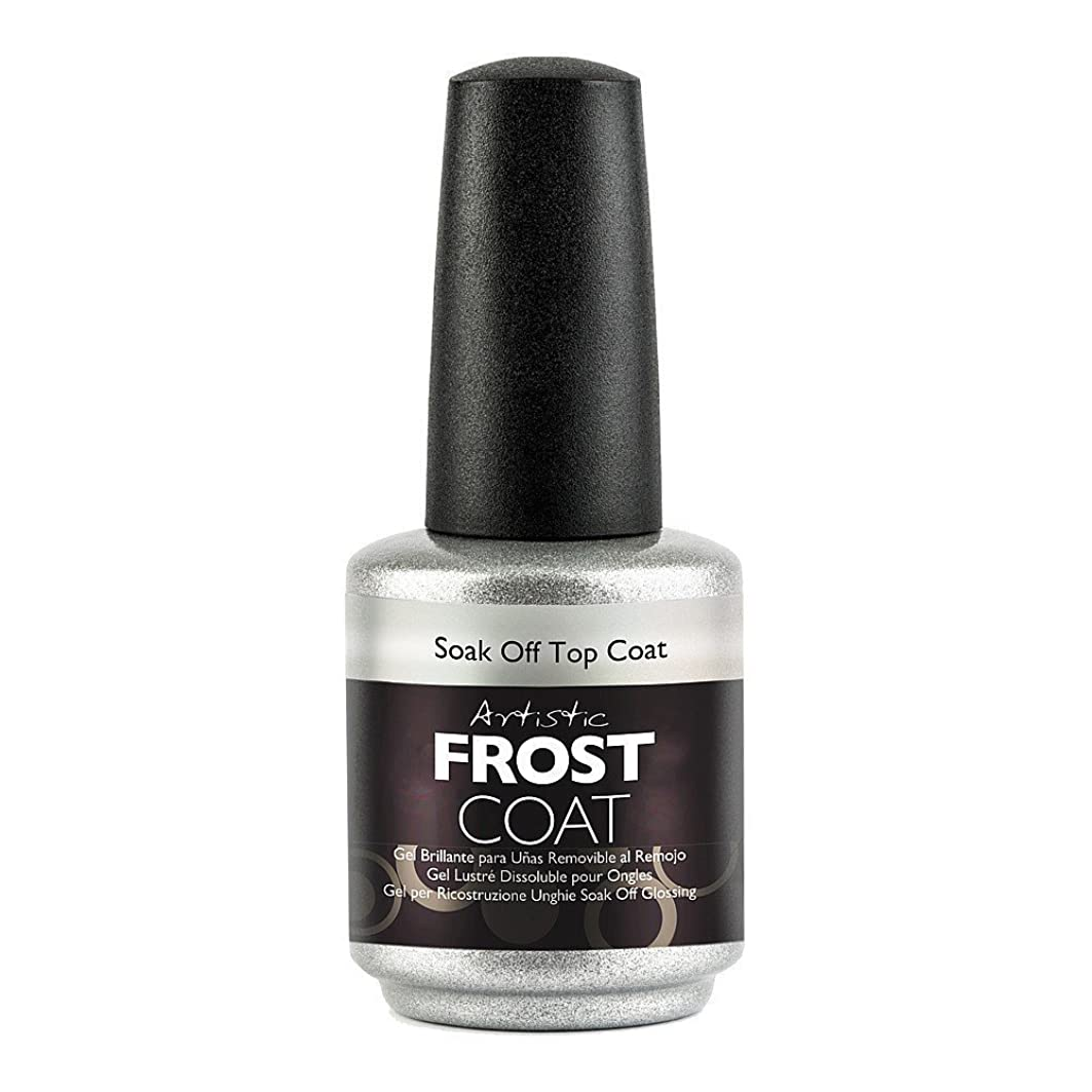 推進、動かすウッズ技術Artistic Colour Gloss - Frost Coat - 0.5oz / 15ml