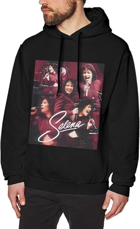Selena Low price Quintanilla Hoodies For Novelty Sweatshirt Men Ranking TOP3 Sw