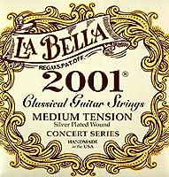 La Bella 2001 Medium Tension×3SET クラシックギター弦