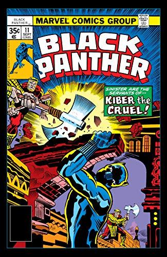 Download Black Panther (1977-1979) #11 (English Edition) B01LXCKRFK