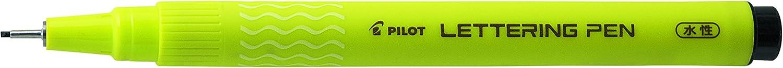 Pilot Lettering Pen Kalligrafie-Stifte 12 Stück Schwarz B0055RR7SQ | Fairer Preis