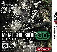 Metal Gear Solid Snake Eater 3D [並行輸入品]