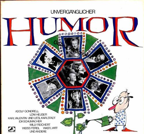 Unvergänglicher Humor [Vinyl LP]