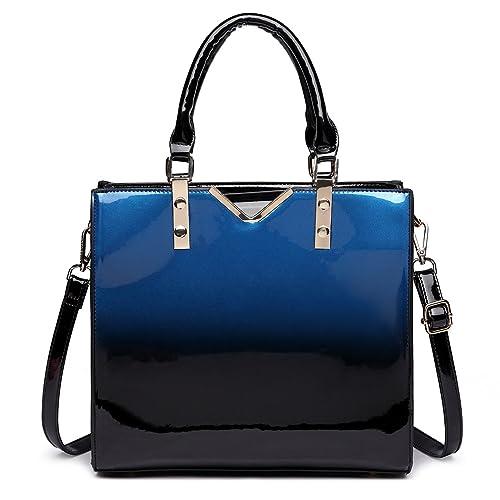 66fc6a290 Miss Lulu Fashion Women Bag Hobo Shoulder Handbag Large Size Design Ladies  Totes