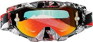 Snow Goggles Anti-Fog UV Protection Snowboard Goggles Dual Layer Lens TPU Frame Ski Goggles for Men Women