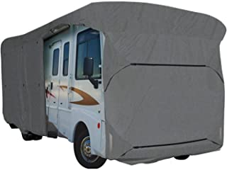 Waterproof RV Cover Motorhome Camper Travel Trailer 34' 35' 36' Class A B C