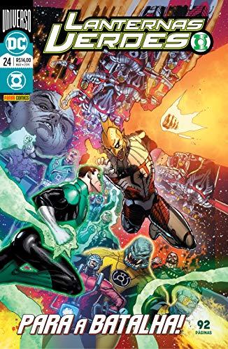 Lanterna Verde - Volume 24