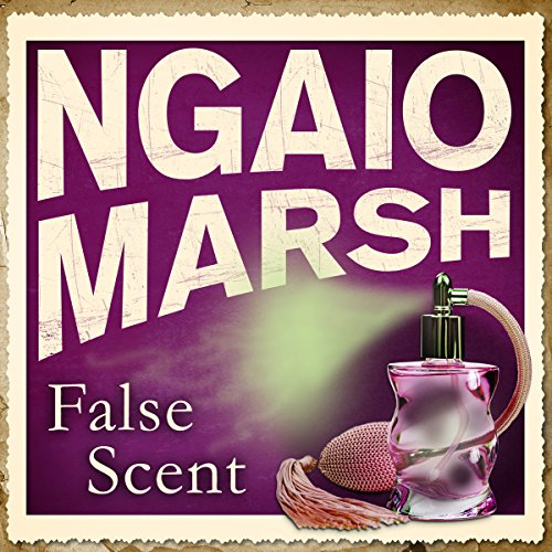 False Scent audiobook cover art
