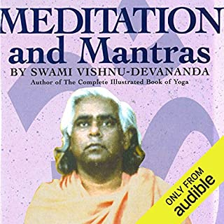 Meditation and Mantras audiobook cover art