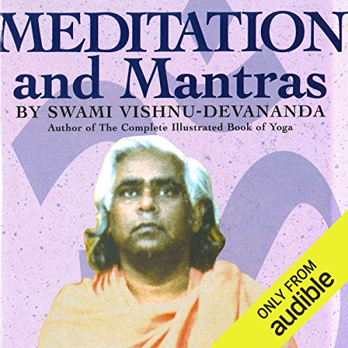 Meditation and Mantras Titelbild