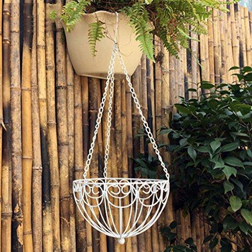 Lingyun Étagère- Support à fleurs en fer ➫ Décoration de salon ❀ Support à plantes à plusieurs couches ❁ Décoration murale ❀ Support à fleurs ❁ Étagère en métal multifonctionnel ❀ Support à fleurs ❁ Présentoir ( taille : 26*63CM )