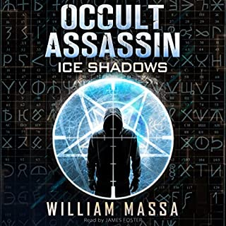 Occult Assassin #2.5 audiobook cover art