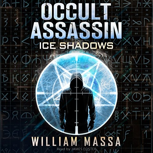 Occult Assassin #2.5 audiobook cover art