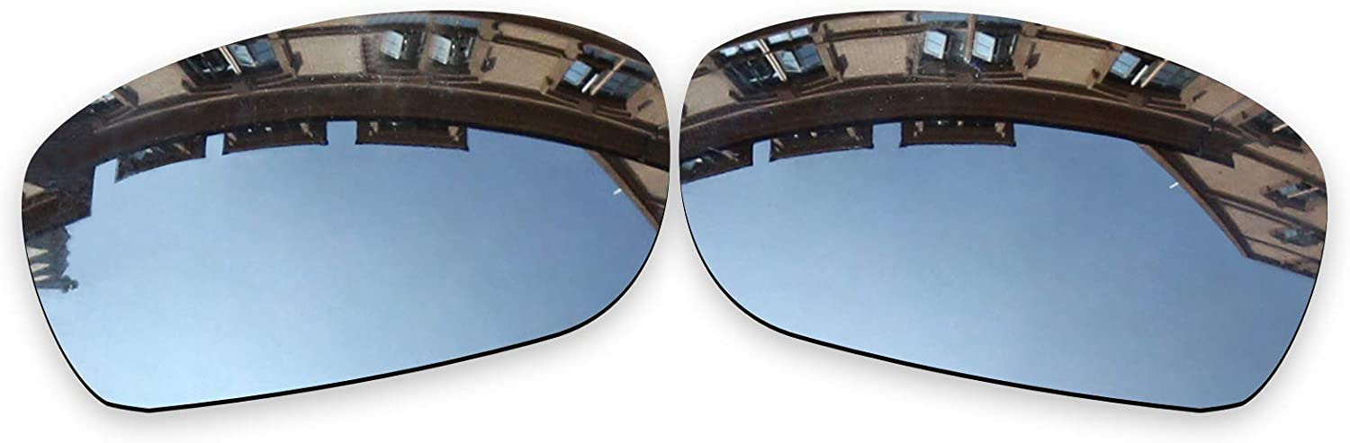 Vonxyz Replacement for Oakley Fives Multiple Max 78% OFF - Squared Over item handling Sunglass