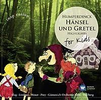 Humperdinck: Hansel & Gretel by HUG / LINDNER / GURZENICH COLOGNE ORCH / WALLBERG