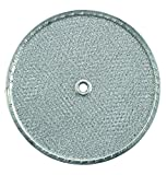 Nutone NAUTILUS/BROAN 99010042 REPLACEMENT EXHAUST FAN FILTER ALUMINUM 9-1/2'