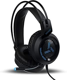 $60 » DingdingCat Short Microphone Dual 3.5mm + USB Interface Wired Gaming Headset