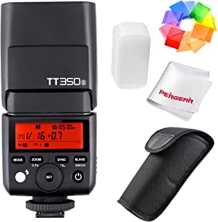 Godox Mini Thinklite TT 350 TTL Flash for Sony Cameras (Black)