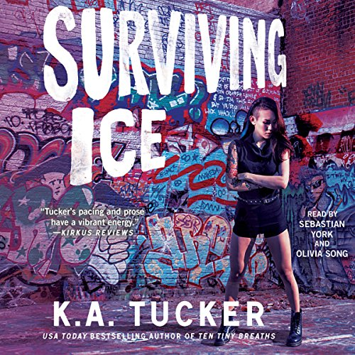 Surviving Ice audiobook cover art