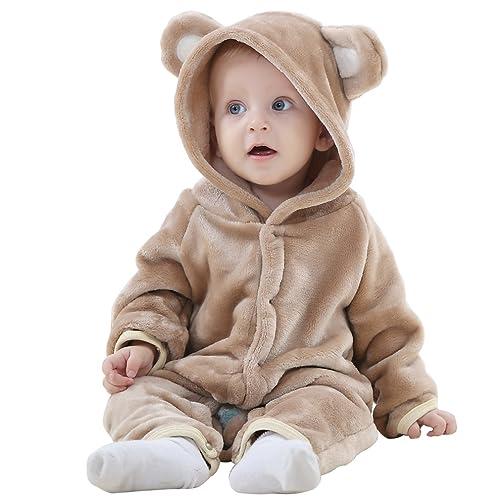 16b7a6ac1bef Teddy Bear Onesie Baby  Amazon.com