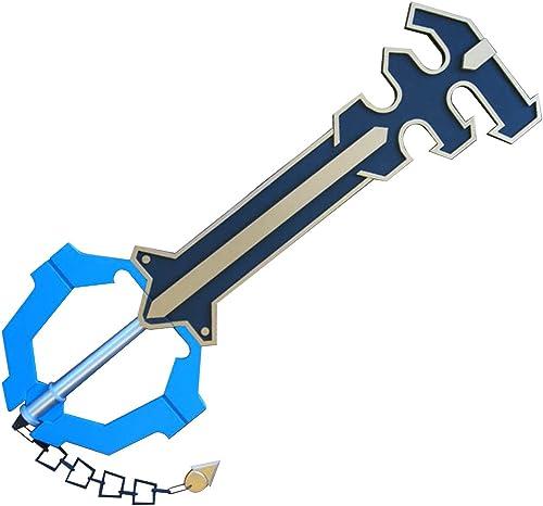 Kingdom Hearts cosplay prop Terra keyblade