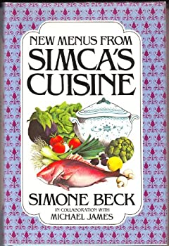 New menus from Simca's cuisine 0151652627 Book Cover