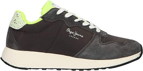 Pepe Jeans Chaussures de Sport pour Femme Femme PLS30843 Koko 952 Chrome  coloris étonnants