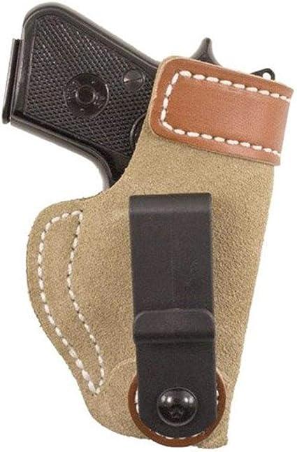 DeSantis 179BAY8Z0 Sof-Tuck Black RH IWB Conceal Holster Fits Glock 42