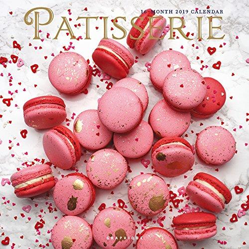 Patisserie – Feingebäck 2019 - 16-Monatskalender