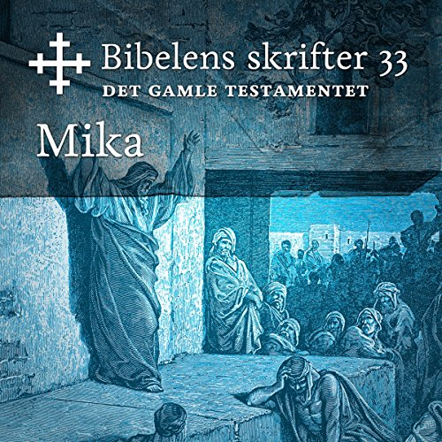 Mika audiobook cover art