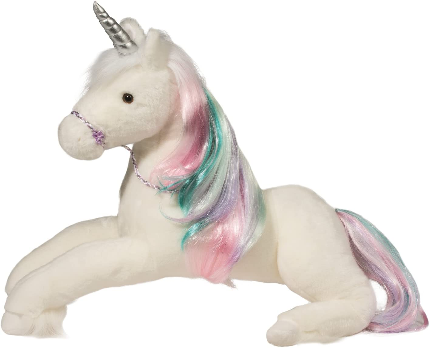 Rainbow Unicorn Doll Toy Plush