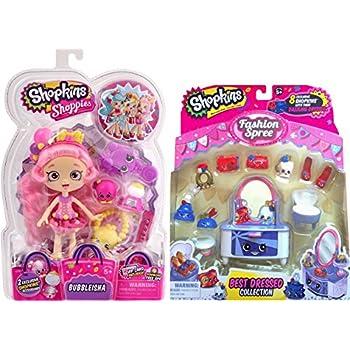 Shopkins Shoppies Hard to Find Shopkins Bubbl | Shopkin.Toys - Image 1