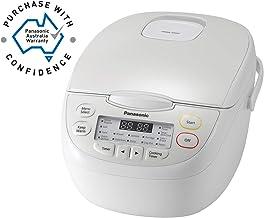 Panasonic SR-CN188WST Rice Cooker, White, SR-CN188WST
