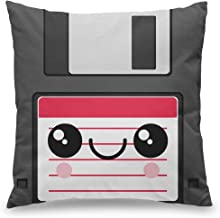 Almofada Disquete Cute Floppy Disk, Yaay, Multicor, 40 x 40 cm