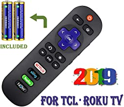 Universal-Remote-for-TCL-Roku-TV-RC280-RC282, 4 Shortcuts