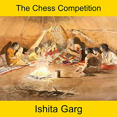 The Chess Competition audiobook cover art