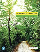 Best intermediate algebra book lial hornsby mcginnis Reviews