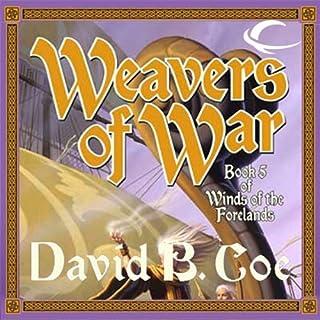 Weavers of War audiobook cover art