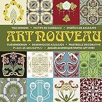 Art Nouveau Tile Designs (Agile Rabbit Editions)