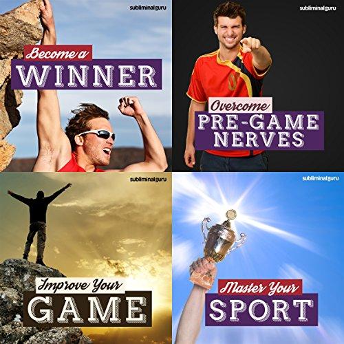 Couverture de Sporting Power Subliminal Messages Bundle