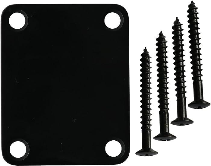 alpha-ene.co.jp HENGYEE Guitar Neck Plate Standard 4 Holes with ...