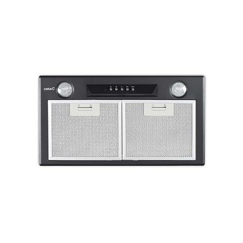CATA GT Plus 820 m³/h Encastrada Negro C - Campana (820 m³/h, D, F, B, 65 dB, 45 dB): Amazon.es: Grandes electrodomésticos