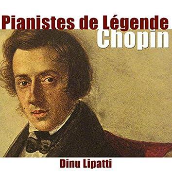Chopin: Valses - Pianistes de légende