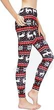 lularoe red reindeer leggings